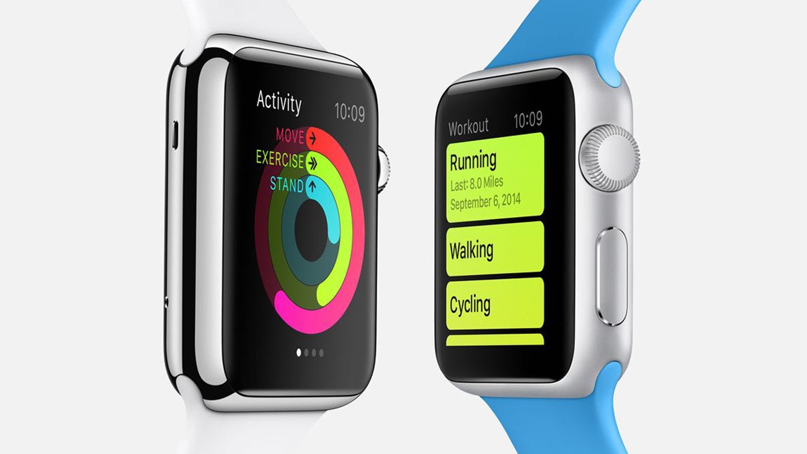 The Apple Watch Sport will likely appeal to many active iPhone users