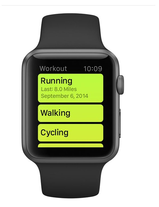 Apple's own Fitness app will work for most, but those serious about data will want to use a third-party app such as Strava