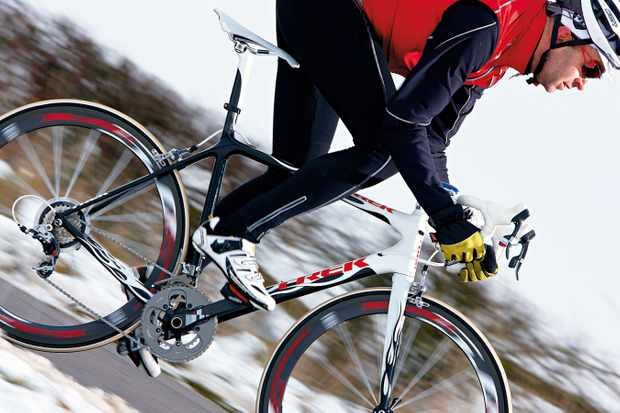 The length and intensity of your ride dictates that of your warm-up