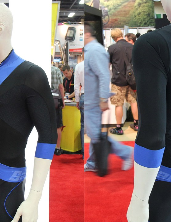 Santini has a 3/4-length jersey called the Photon