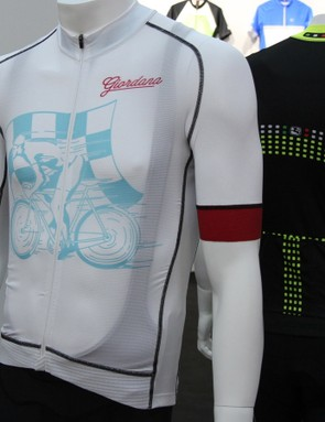 Giordana partnered with T-shirt company Endurance Conspiracy for some whimsical kit designs