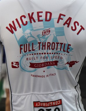 Endurance Conspiracy specailizes in design; Giordana has mastered clothing. With the partnership you get both