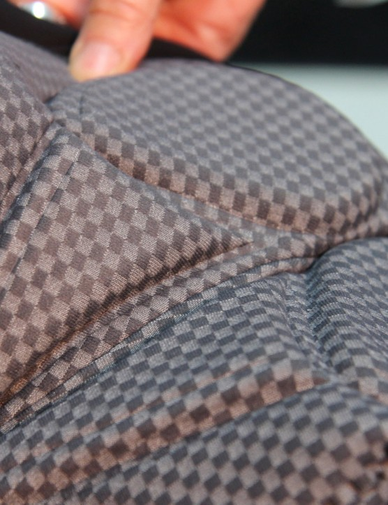 De Marchi's parent company is CyTech, the giant company that makes chamois pads for many clothing brands
