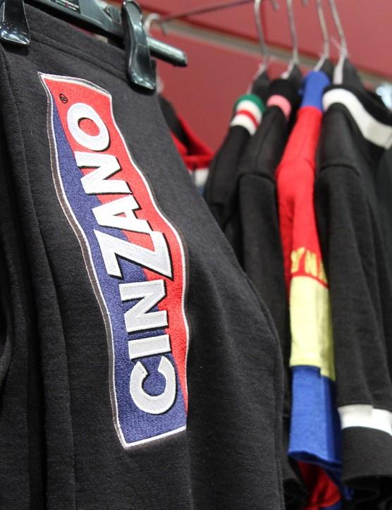 Pella has licensed the CinZano name