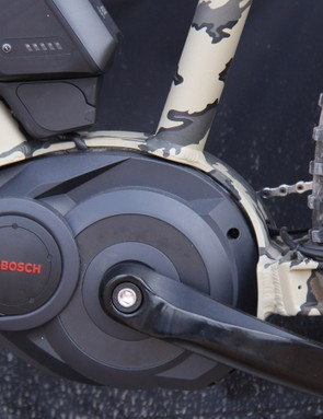 The Felt Outfitter gets a boost from an electric Bosch motor