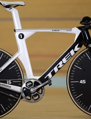 Jens Voigt will race a XL Trek Speed Concept 9 Series for the Hour Record