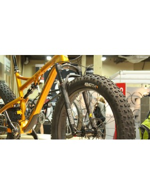 According to a RockShox spokesperson, the Bluto is far outstripping the company's projected sales numbers