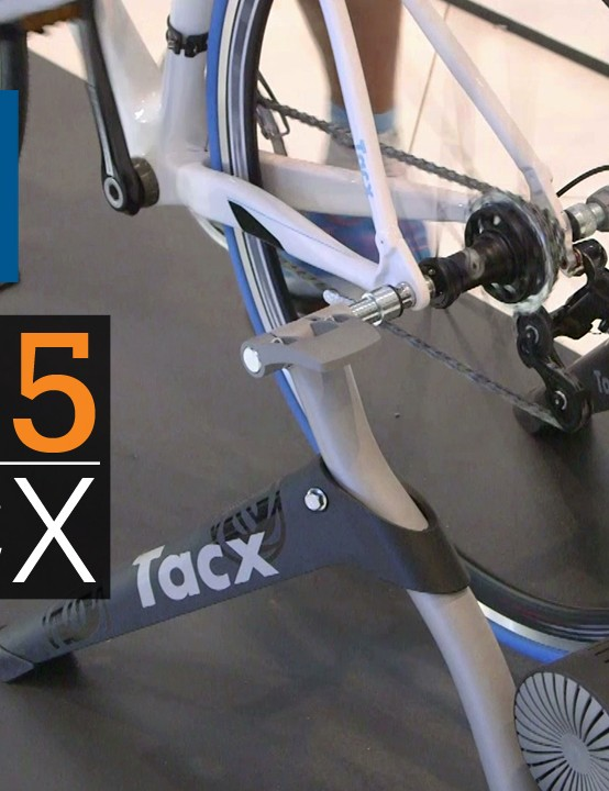 We get the lowdown on Tacx' 2015 range at Eurobike