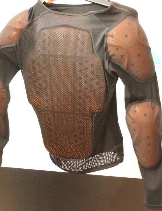 661 is working on a prototype soft armour body suit that uses D3O padding to absorb impacts