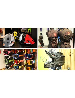 There's no shortage of new options when it comes to keeping youself safe and sound on your mountain bike