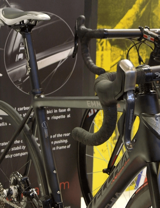 The big news for Bottecchia in 2015 is the Emme3Gara