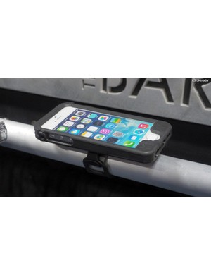 Bar Fly recently collaborated with Bontrager for that company's new iPhone mount