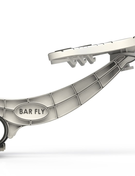 Bar Fly's new Tablet Trainer will easily mount most tablet computers to your handlebars with no tools required