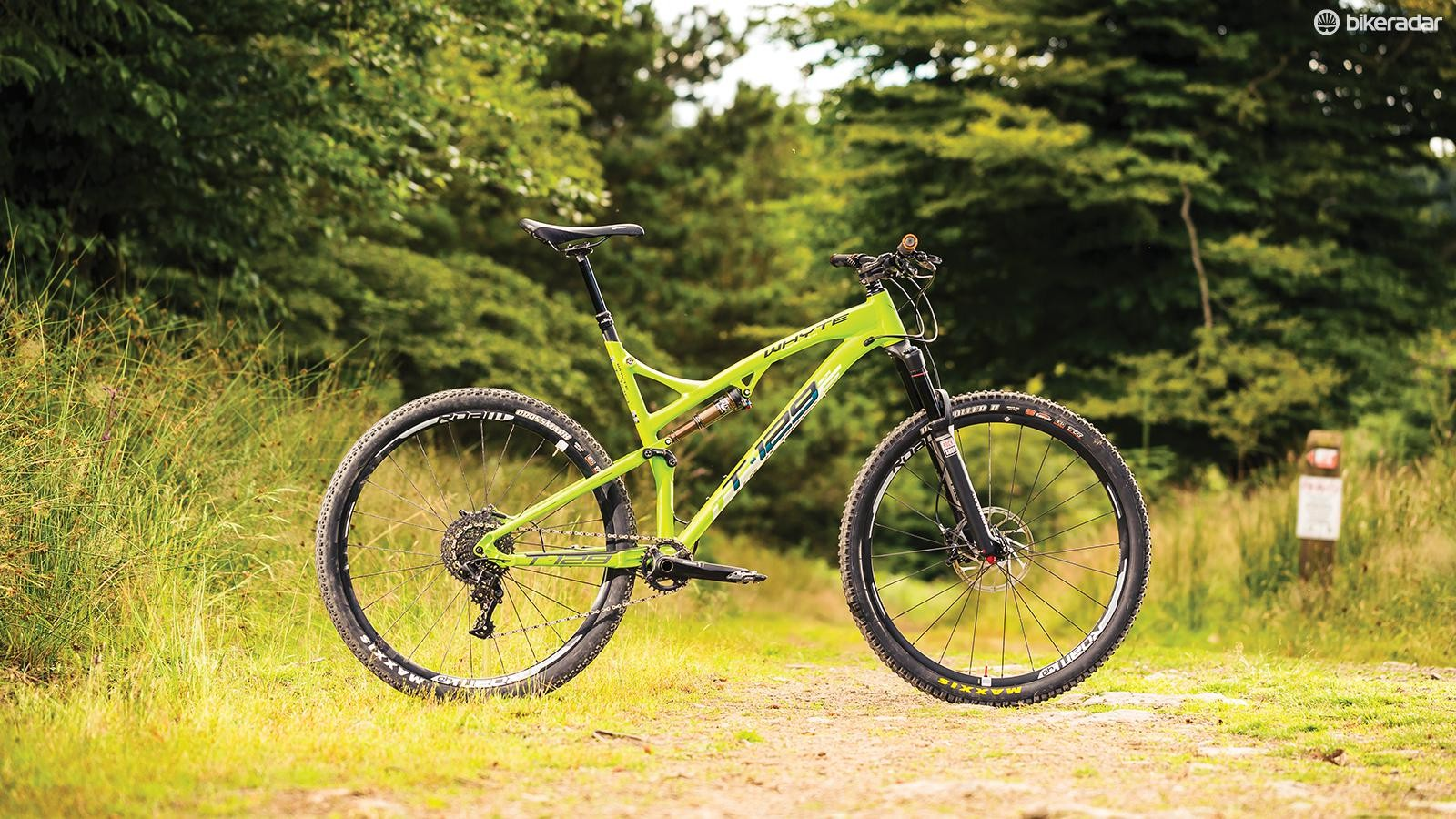 Whyte T-129 Works SCR