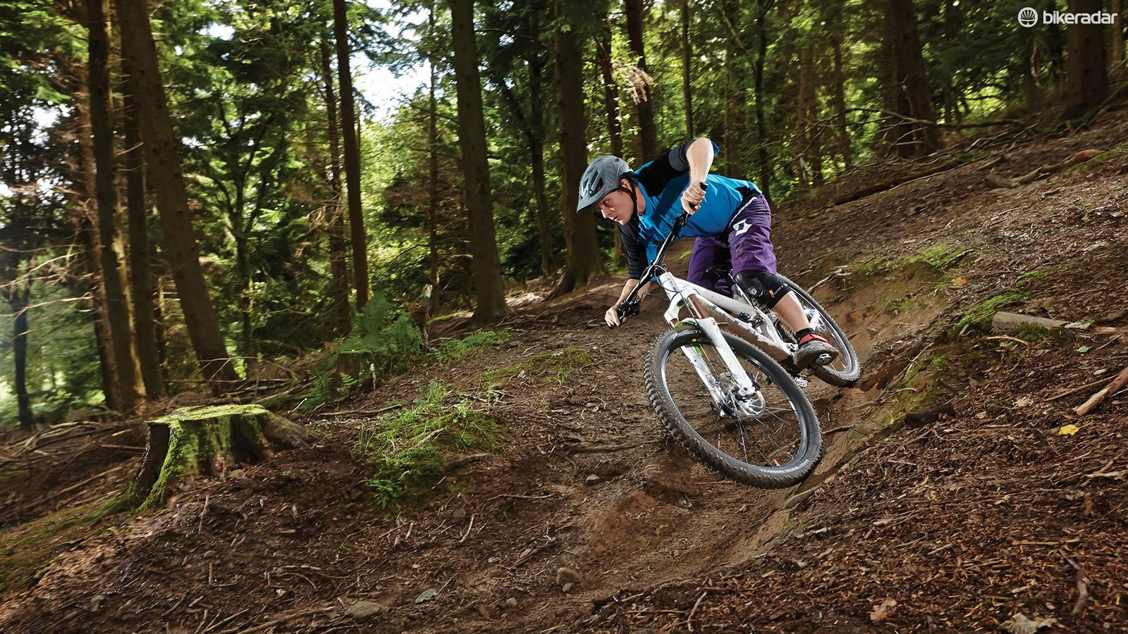 Tested by Dan Atherton on the enduro circuit, the Sanction Expert is ready to race