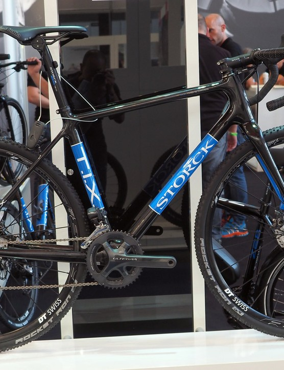 Storck is now getting into the cyclocross game with the new TIX - This Is Cross