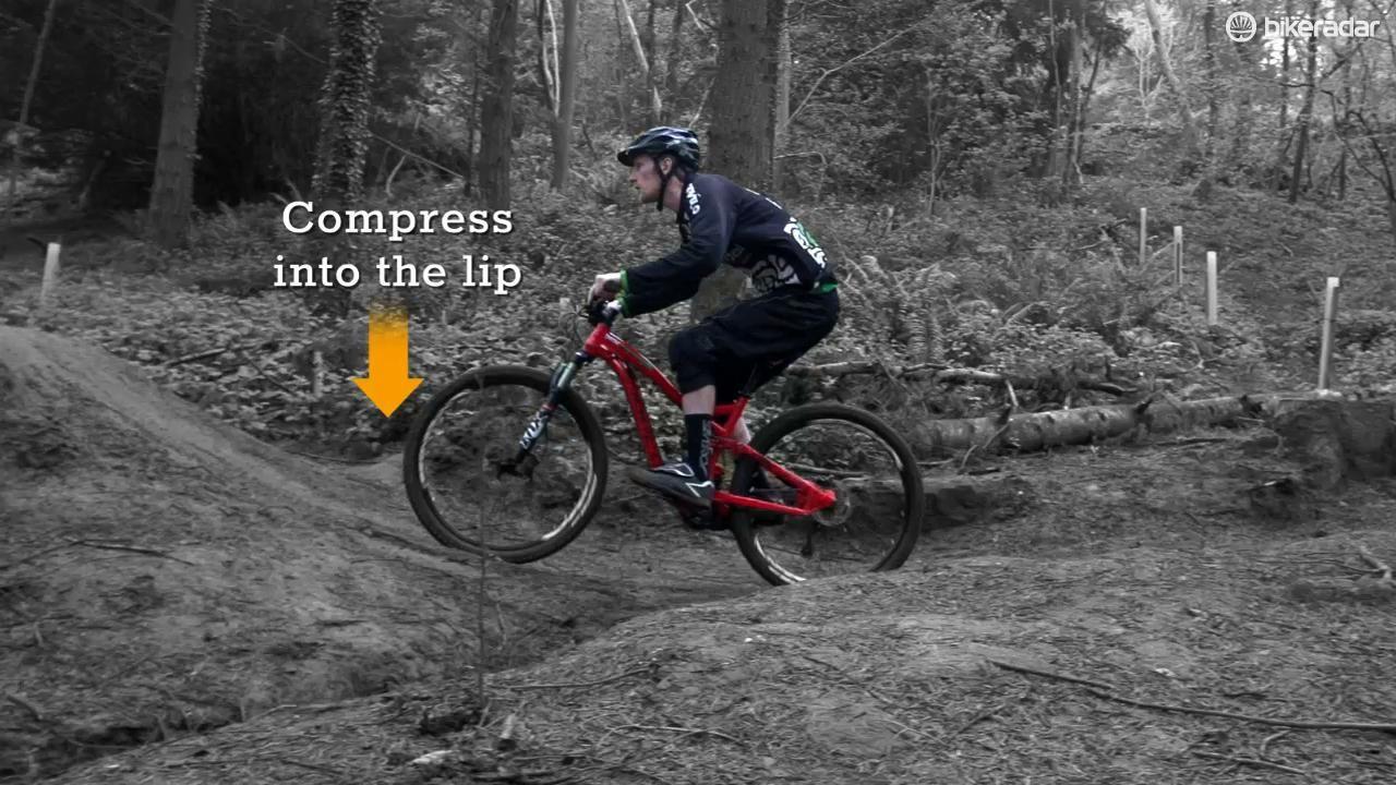 How to jump a mountain bike - BikeRadar