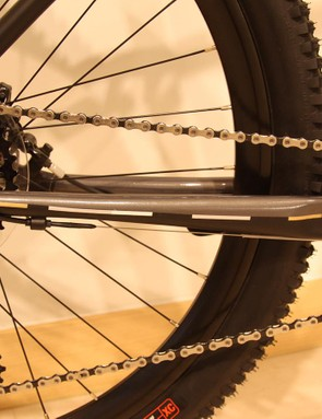 It's great to see a dedicated 1x transmission on a £1399 bike