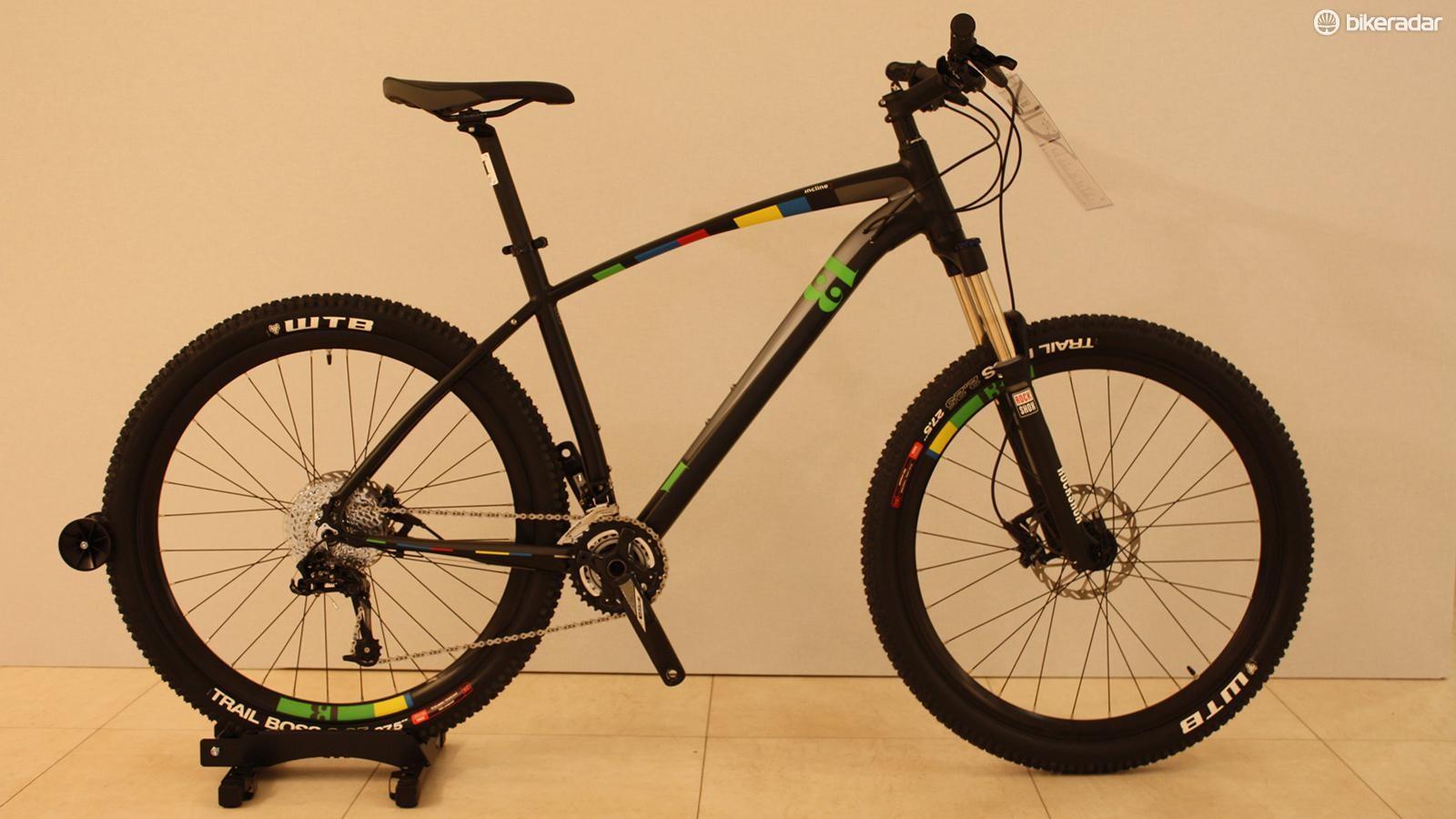 13 Bikes Incline Gamma
