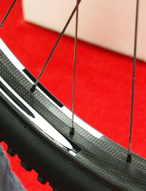 HED doesn't consider the 45mm-wide Low Pro 29 rim to be a plus-sized offering, but rather, the proper width for general mountain biking
