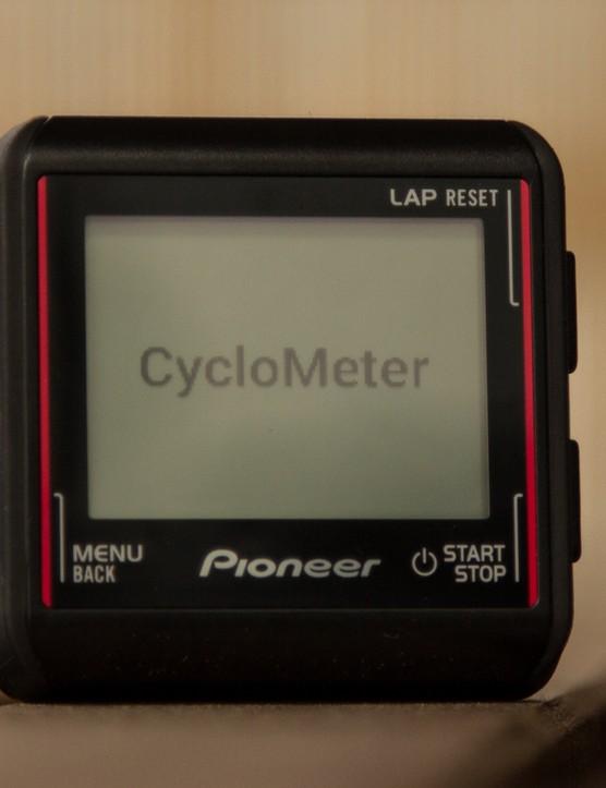 Pioneer SGX-CA500 CycloComputer