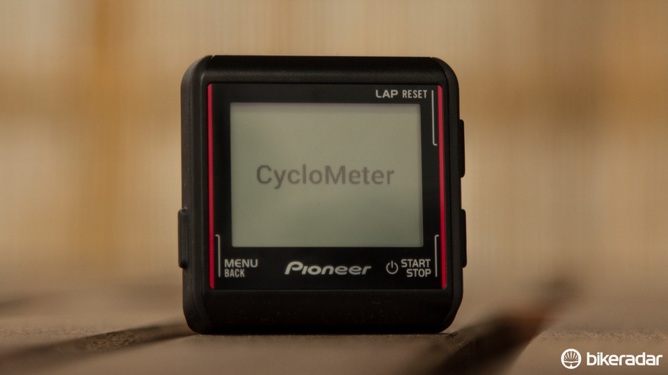 0dbcc7600b5 Pioneer SGX-CA500 CycloComputer - BikeRadar