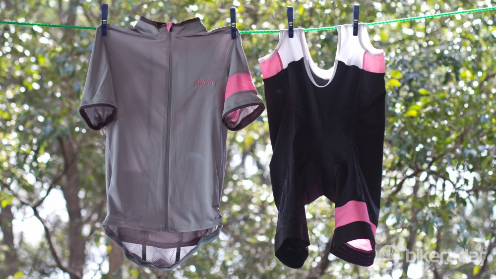 The Super Lightweight Jersey and bibs get some new colors