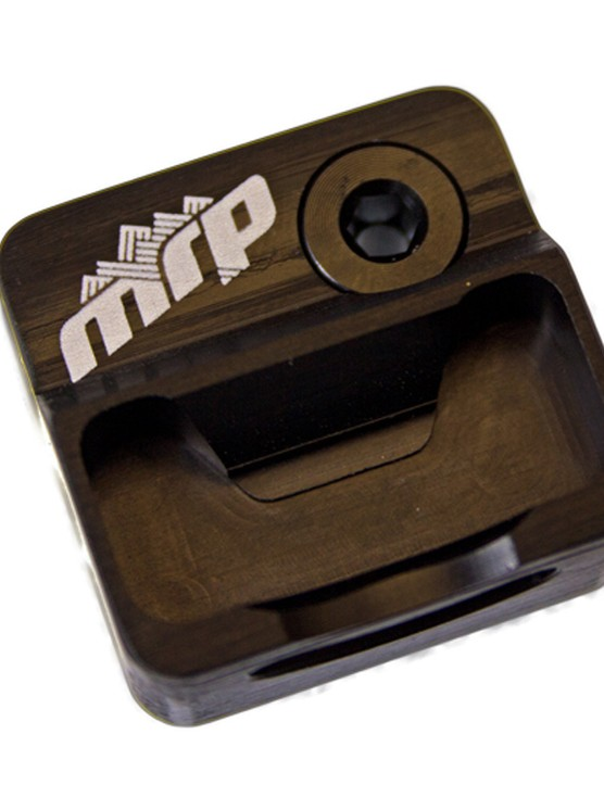 MRP's Decapitator covers up unsightly direct mount front derailleur mounts