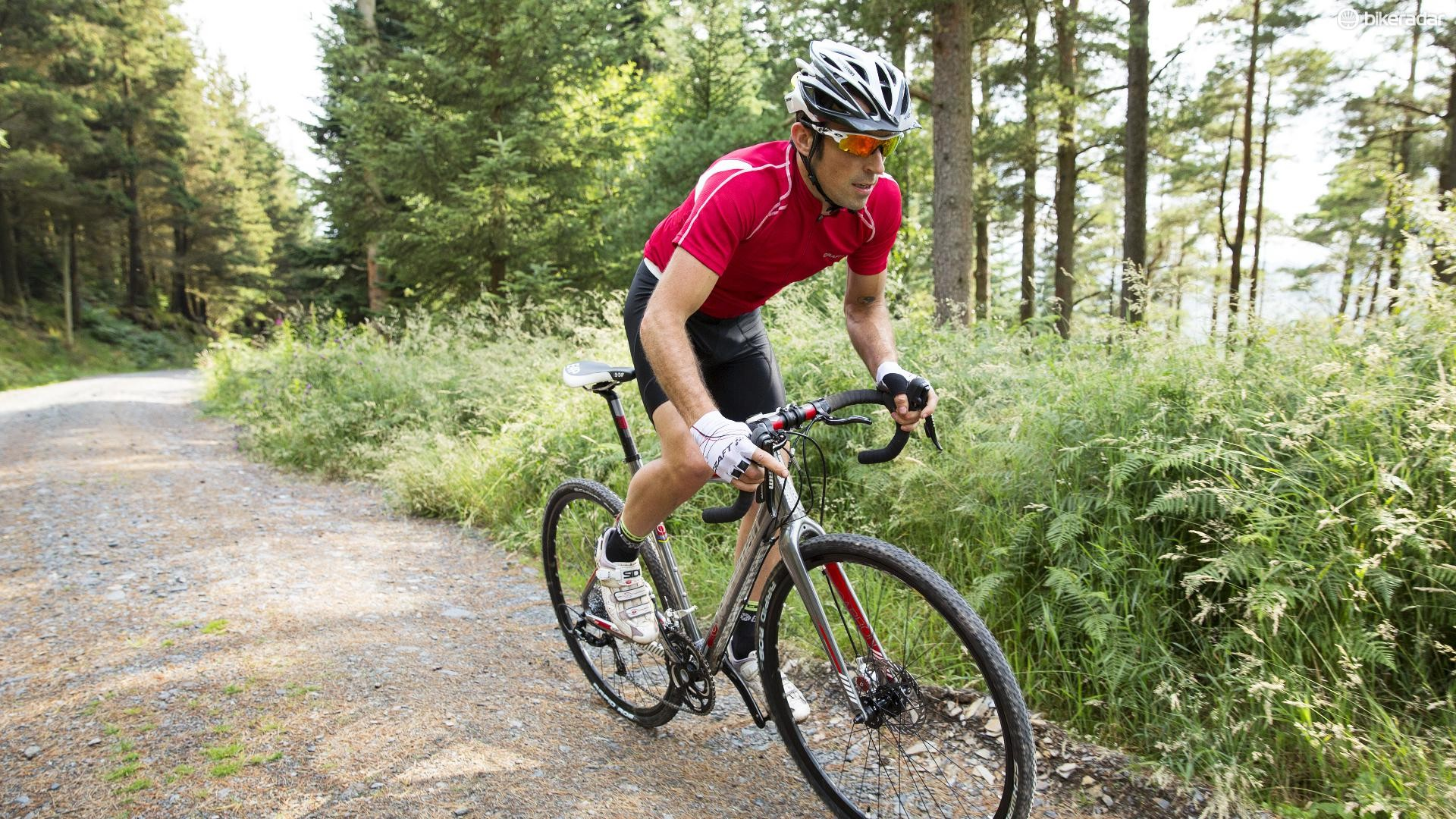 Cyclocross bikes also make good commuter bikes