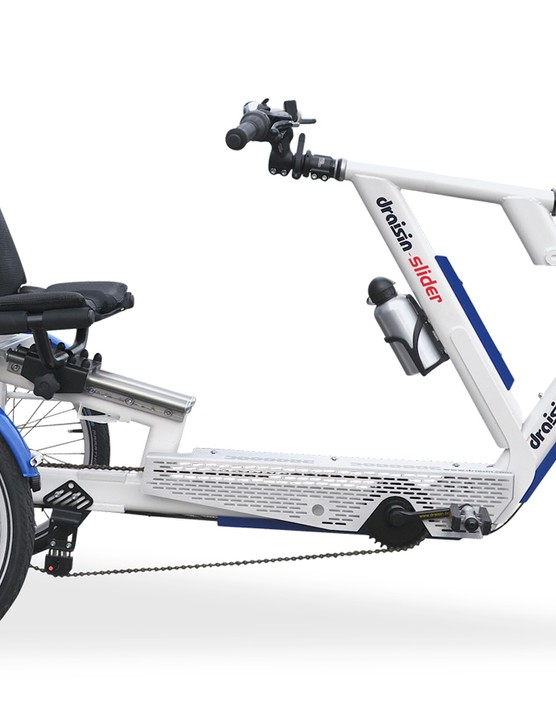 The Quest 88 Draisin Slider is designed for those with impaired balance or movement