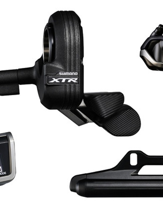 Shimano's long-awaited XTR Di2 groupset has been making a big stir and will be on show at the NEC