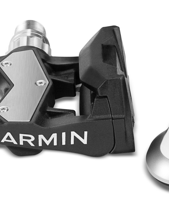 Garmin's Vector S system uses left-leg only reading to give a cheaper option to cyclists