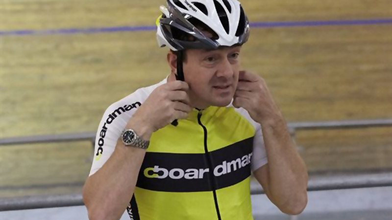 Chris Boardman will be in Birmingham for The Cycle Show this Friday