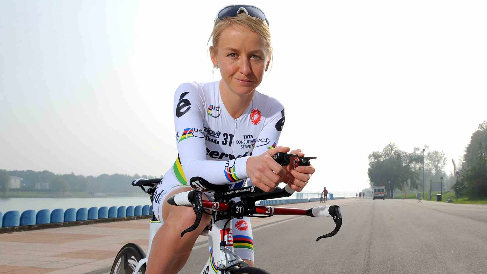 Pooley will be attending the Breeze Challenge Event in Lancashire to help spur more women into cycling