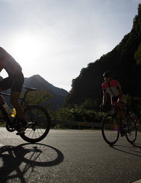 Beautifully painful: the Taiwan KOM Challenge takes riders to their limits