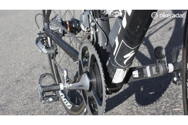A crankset, a crank arm, pedals or a hub - which do you want to be stuck with?