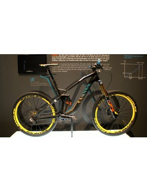 These bikes are sure to be some of the hottest 2015 machines - this one is the Canyon Strive AL