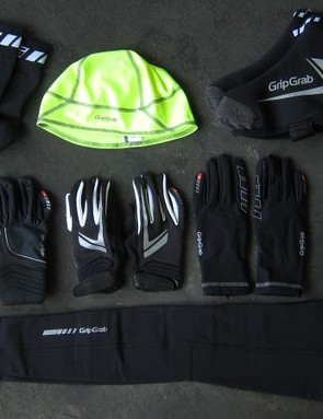 GripGrab clothing and accessories
