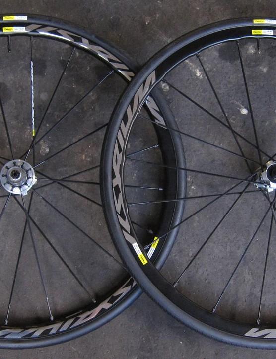 Ksyrium Disc wheelset