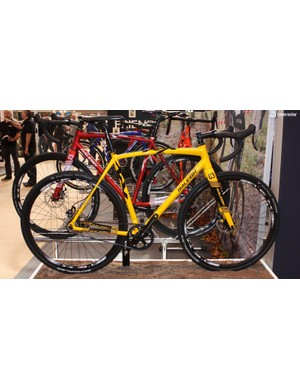 Raleigh's RX range also features this single-speed belt-drive model...