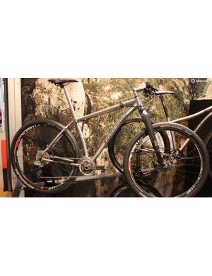 The stunning Van Nicholas Tuareg hardtail complete with a Rockshox RS-1 fork, yours for a cool £6,000