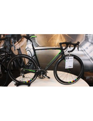 Or there's a Shimano 105 / FSA mix for £1,399