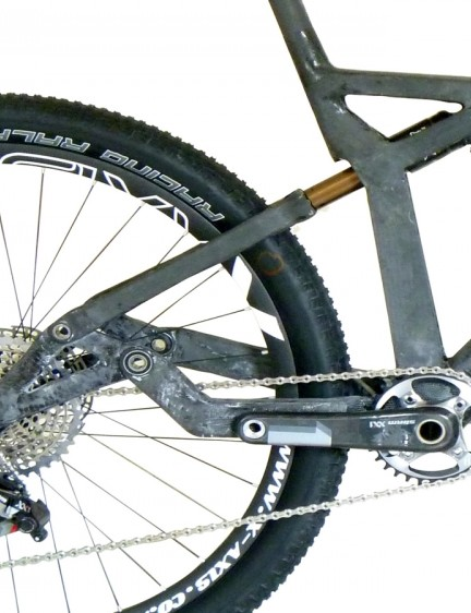The VAST Link claims to be world's most efficient suspension design