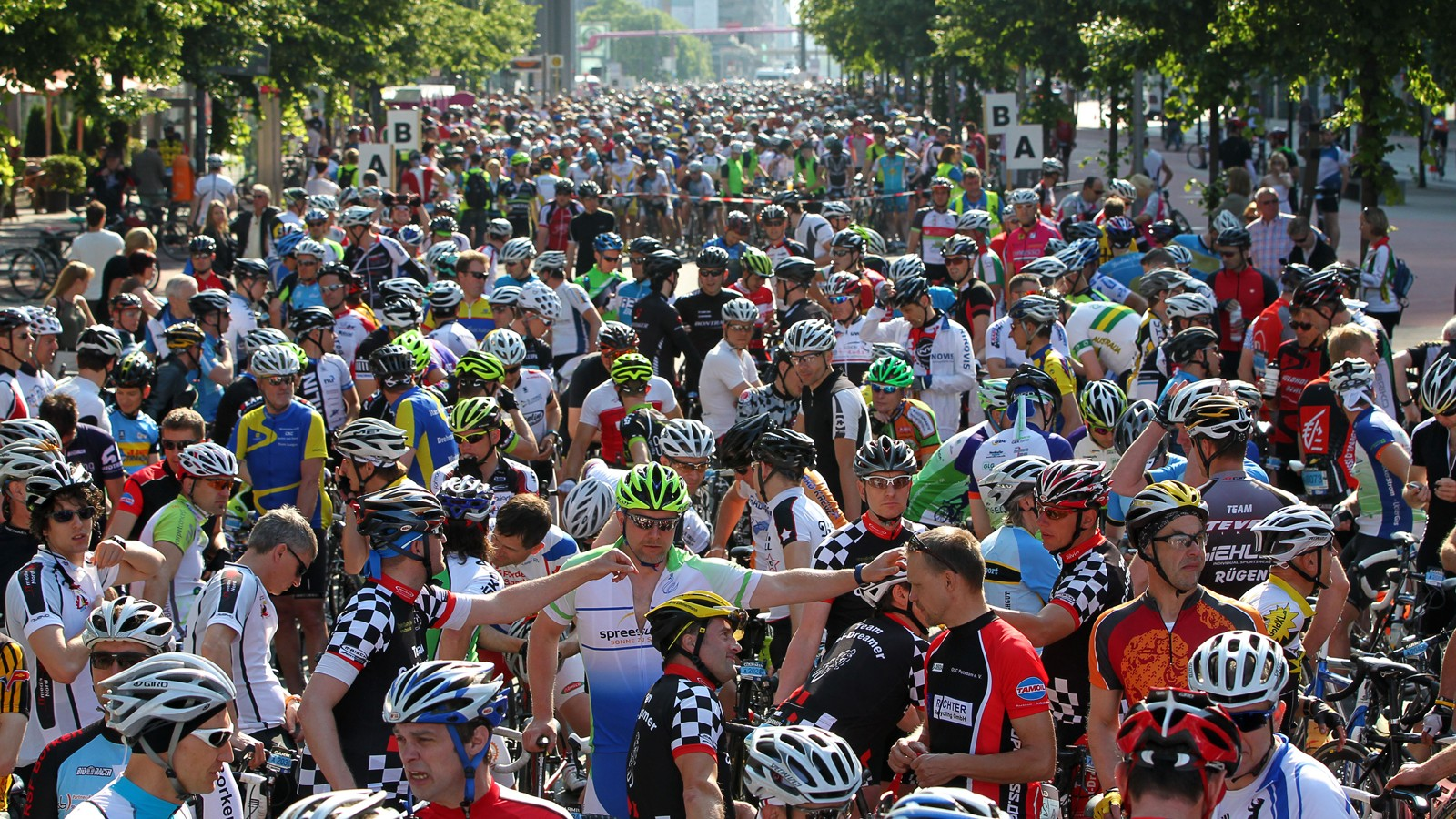 Like Velothon Berlin, the streets of Cardiff will be flooded by cyclists next year
