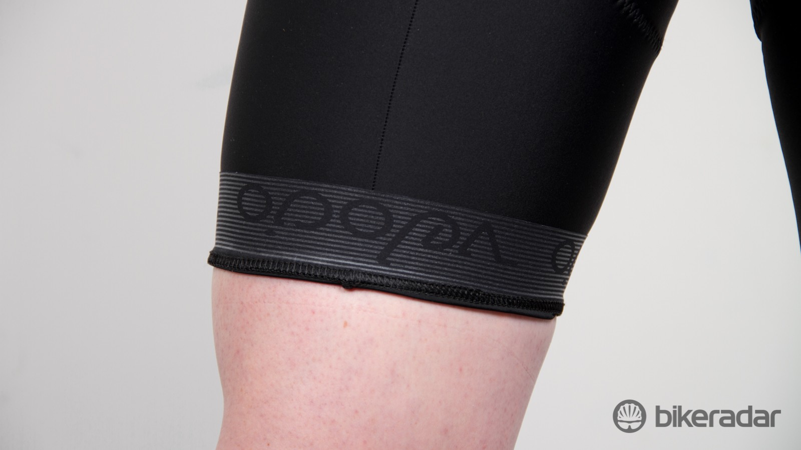 The 'Velocio' branded silcone grippers do enough the keep the bibs from riding up your legs