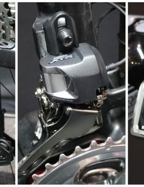 Shimano XTR Di2 is brand new in cross-country but, while there are some benefits for downhill racers, we don't think it will happen in DH for 2015