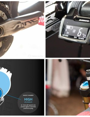 We saw some new tech in the 2014 downhill world cup season. What will we see in 2015?