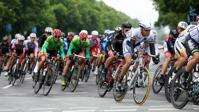 Like Velothon Berlin, the new Cardiff-based Velothon Wales will feature a professional race