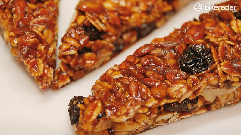 Make your own energy bars