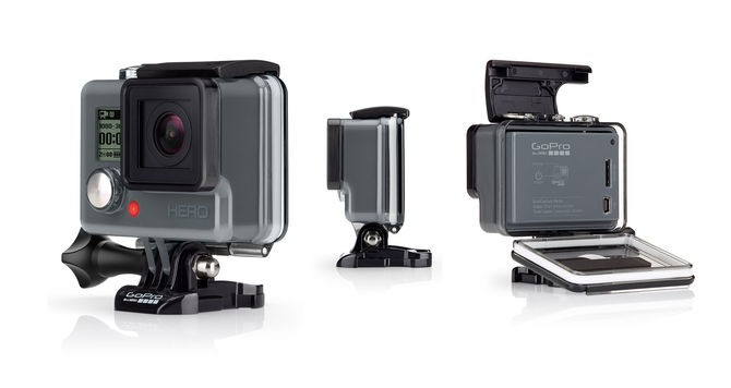 The £99 GoPro HERO looks set to be a very popular camera